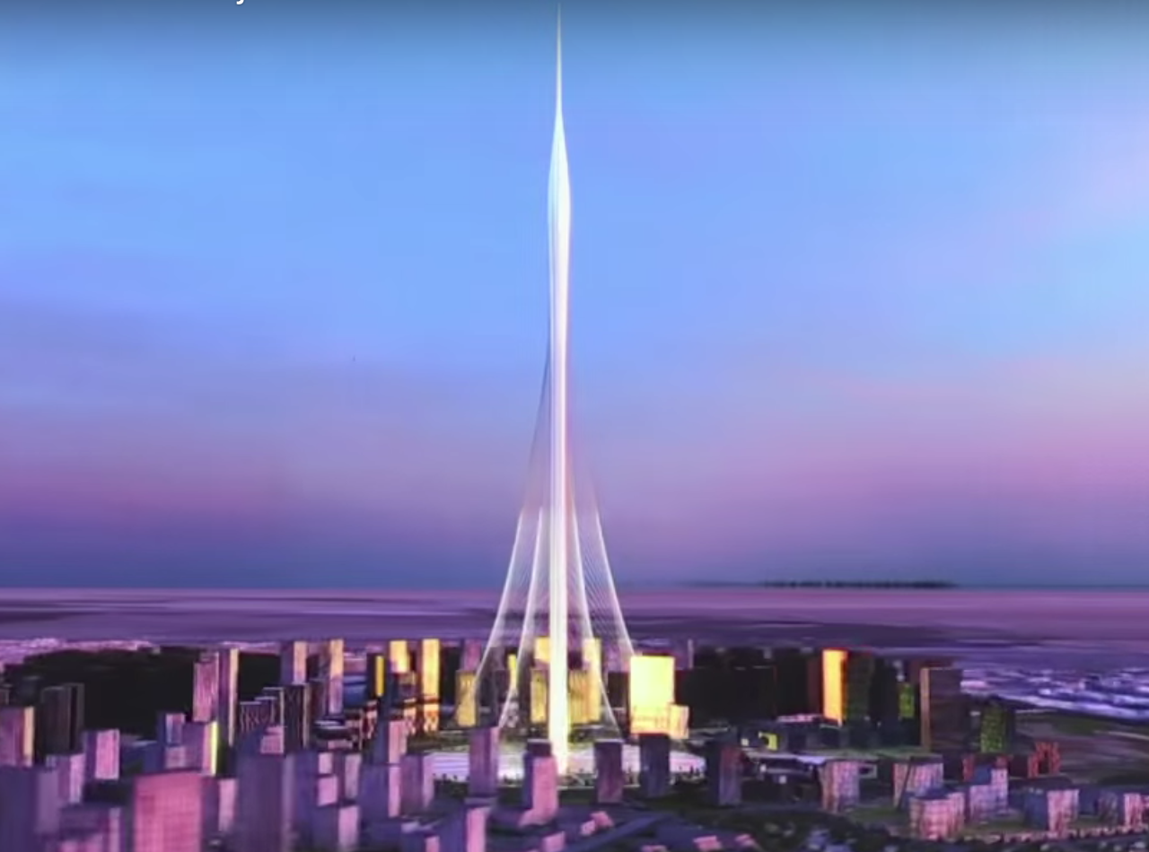 creek harbour tower dubai